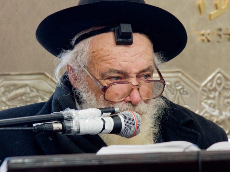Rabbi Avigdor Nebenzahl